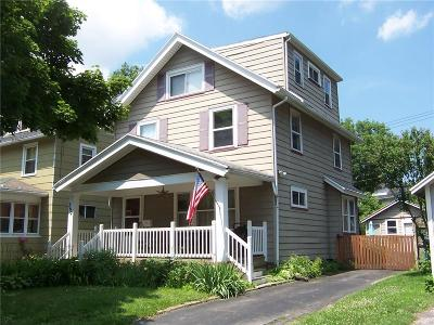 Rochester Single Family Home For Sale: 369 Wisconsin Street