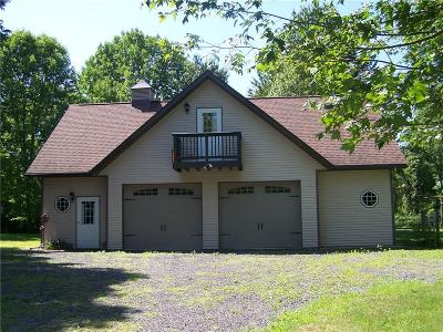 Sterling NY Single Family Home For Sale: $179,900