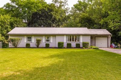 Pittsford Single Family Home For Sale: 634 Marsh Road