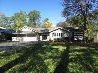 Monroe County Single Family Home For Sale: 2766 Ridgeway Avenue