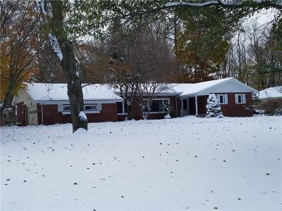 Single Family Home For Sale: 777 John Glenn Boulevard