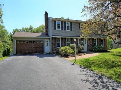 Pittsford Single Family Home For Sale: 26 Crestview Drive