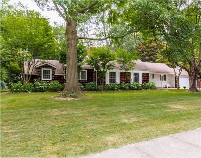 Pittsford Single Family Home For Sale: 252 Overbrook Road