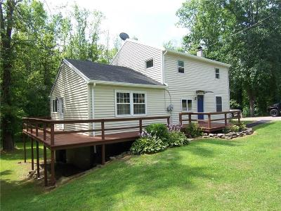 Batavia-Town NY Single Family Home For Sale: $169,900