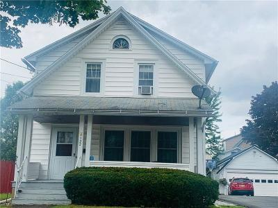 Jamestown Single Family Home For Sale: 122 Superior Street
