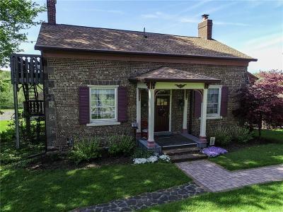 Sodus NY Single Family Home For Sale: $580,000