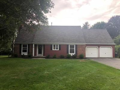 Pittsford Single Family Home For Sale: 42 Old Forge Lane