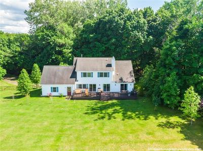 Single Family Home For Sale: 8190 Lake Street Extension