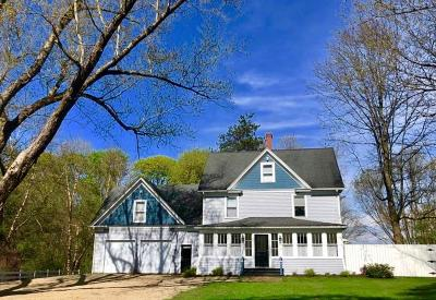 Single Family Home For Sale: 4988 W Lake Road