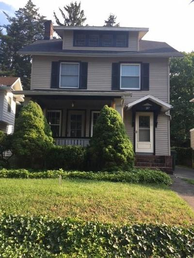 Rochester Single Family Home For Sale: 337 Rockingham Street