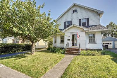 Irondequoit Single Family Home For Sale: 57 Brockley Road