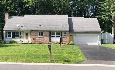 Single Family Home For Sale: 738 Gasberry Lane