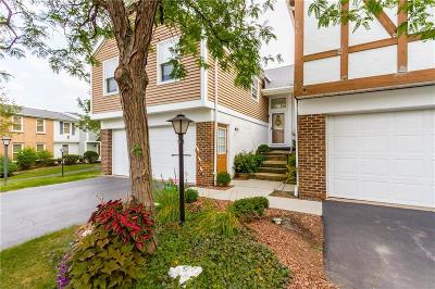 Webster Condo/Townhouse For Sale: 216 S Estate Drive