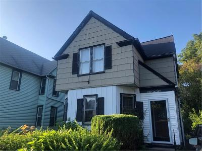 Rochester Single Family Home For Auction: 72 Danforth Street