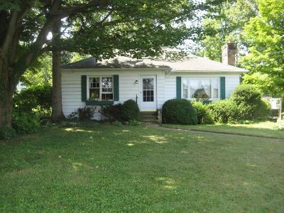 Fredonia Single Family Home For Sale: 104 Clinton Avenue