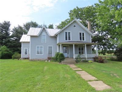 Ontario County Single Family Home For Sale: 1888 Toll Road