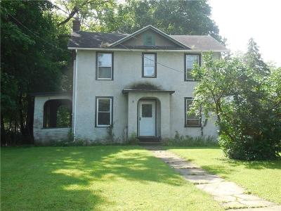 Single Family Home For Sale: 20 Fitch Avenue