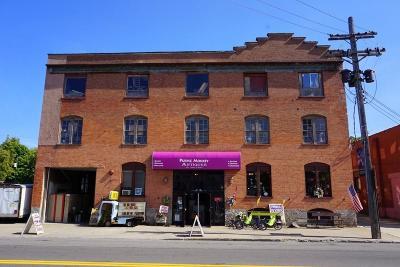 Commercial For Sale: 8936 N Seneca Street