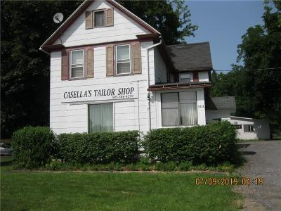 Monroe County Single Family Home For Sale: 1676 Penfield Road