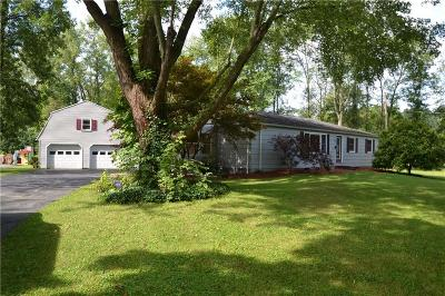 Ontario County Single Family Home For Sale: 188 County Road 27
