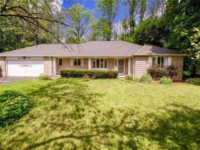 Webster Single Family Home For Sale: 730 Eastwood Circle