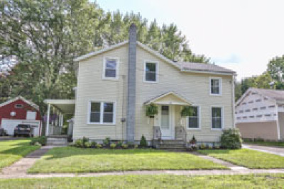 Single Family Home For Sale: 10 Jackson Street