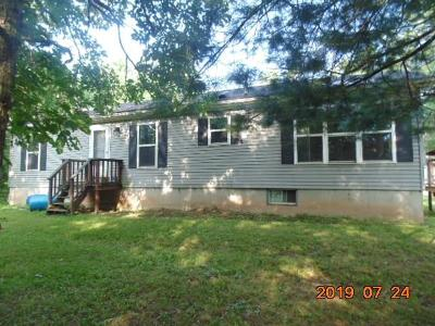 Orleans County Single Family Home For Sale: 2430 Center Road