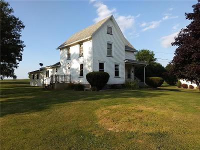 Warsaw Single Family Home For Sale: 5881 State Route 20a