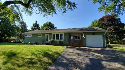 Webster Single Family Home For Sale: 297 Amherst Drive