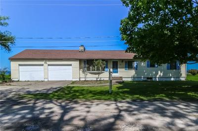 Single Family Home For Sale: 15 Summer Haven Drive
