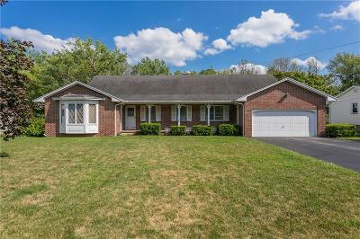 Monroe County Single Family Home For Sale: 46 Valley View Drive