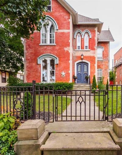 Rochester Single Family Home For Sale: 149 S Fitzhugh Street #2