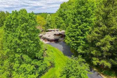 Monroe County Single Family Home For Sale: 745 Thayer Road