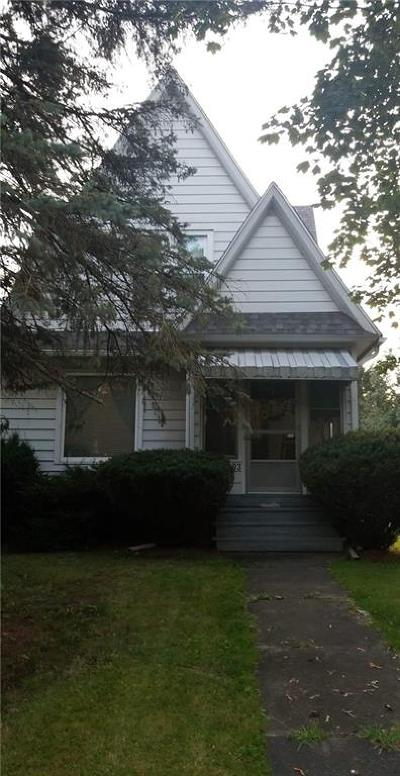 Orleans County Single Family Home For Sale: 193 N Main Street
