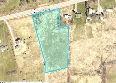 Monroe County Residential Lots & Land For Sale: 6045 Buffalo Road