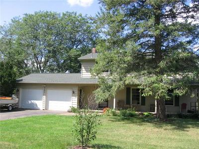 Monroe County Single Family Home For Sale: 843 Palmer Road