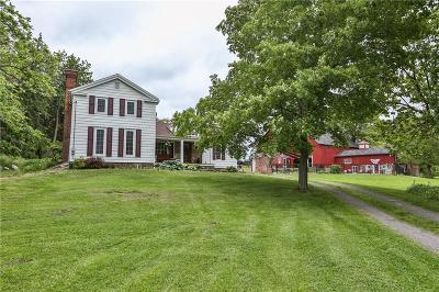 Monroe County Single Family Home For Sale: 446 Curtis Road