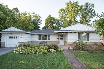 Monroe County Single Family Home For Sale: 340 Culver Parkway