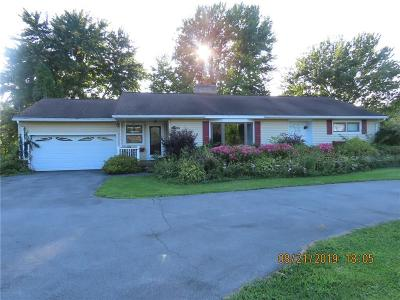 Single Family Home For Sale: 13386 Routes 31 & 89