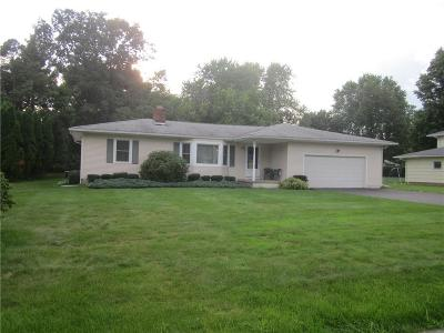Monroe County Single Family Home For Sale: 1687 Qualtrough Road