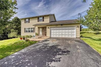 Palmyra Single Family Home Active Under Contract: 2457 Magog Road