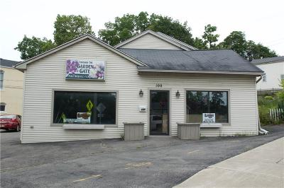 Commercial For Sale: 100 West Main Street Highway