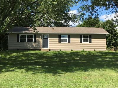 Single Family Home For Sale: 12961 State Route 31