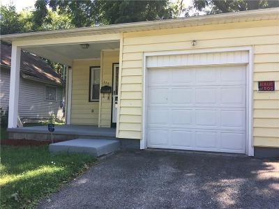 Rochester Single Family Home For Sale: 273 Sawyer Street