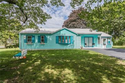 Rochester Single Family Home For Sale: 4056 Mount Read Boulevard