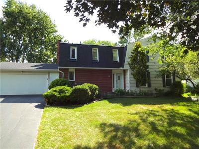 Rochester Single Family Home For Sale: 40 Boniface Drive