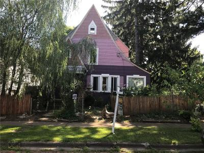 Single Family Home For Sale: 40 Hammond Street