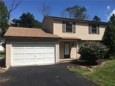 Rochester Single Family Home For Sale: 14 Glen Haven Road