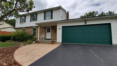 Penfield Single Family Home For Sale: 12 Pine Brook Circle