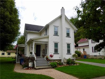 Single Family Home For Sale: 205 W Gibson Street